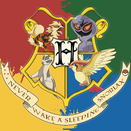 pokemon memes hogwarts pokemon crossover