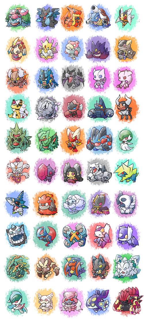 pokemon memes chibi fan art