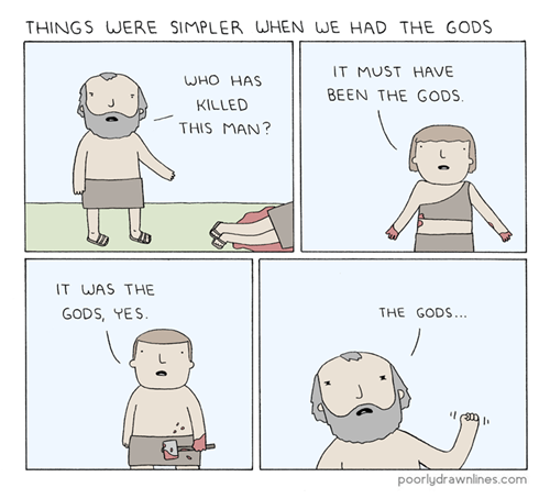 funny-web-comics-things-were-simpler-when-we-had-the-gods