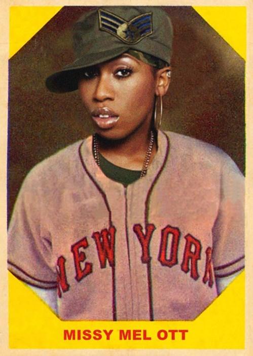 Baseball - YORK MEW MISSY MEL OTT