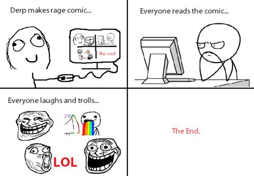 meta derp computer guy Rage Comics - 8542244864