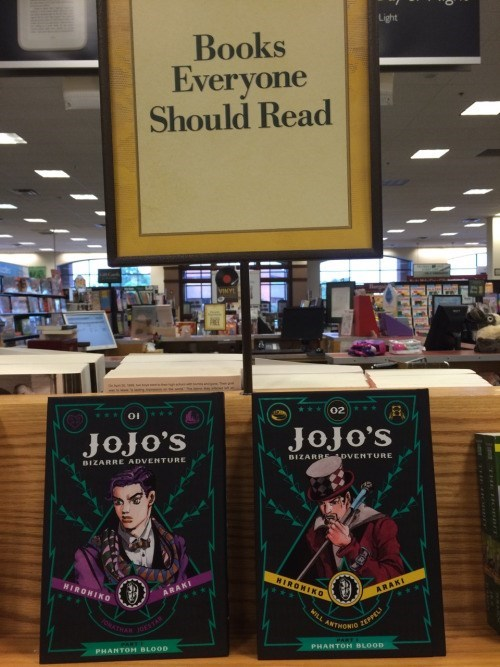 anime memes jjba books everyone should read