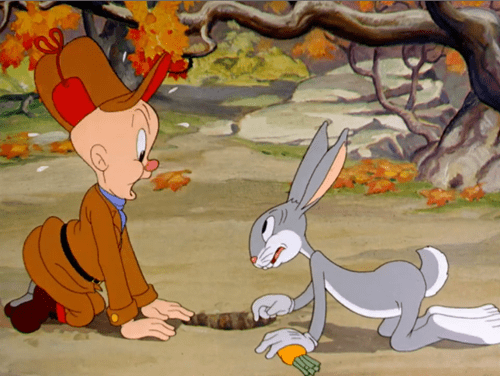 Today marks the 75 year anniversary of the first Bugs Bunny cartoon.