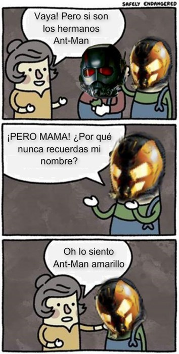 antman amarillo