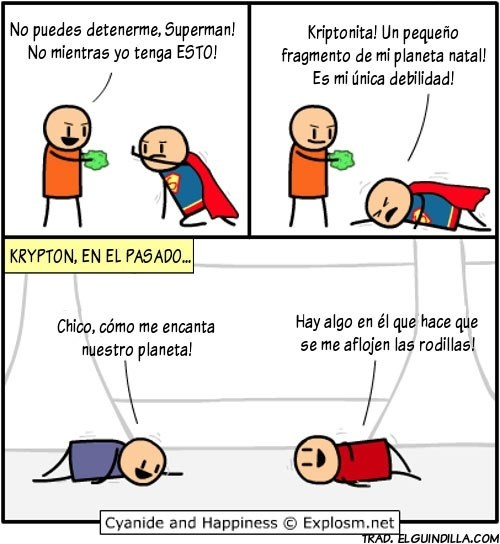 logica de la kryptonita
