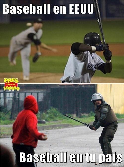 baseball en tu pais
