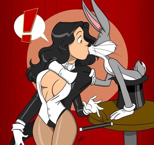 bugs bunny zatanna cartoons - 8542852864