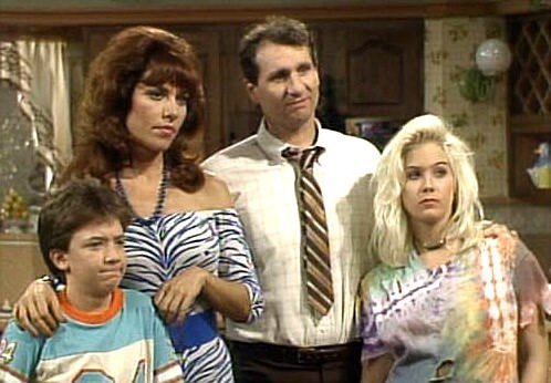 David Faustino's really trying to make a Married with Children Reboot happen.