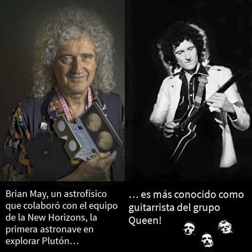 Brian May astrofisico