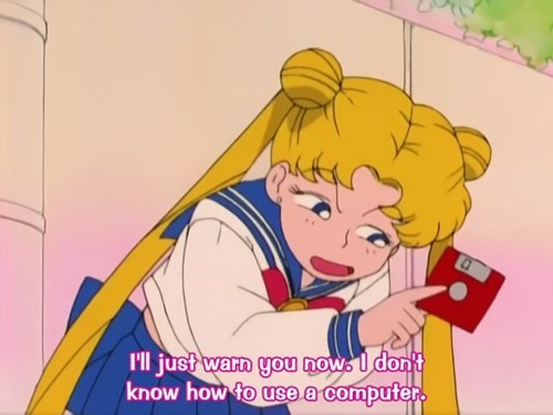 anime sailor moon - 8544319488