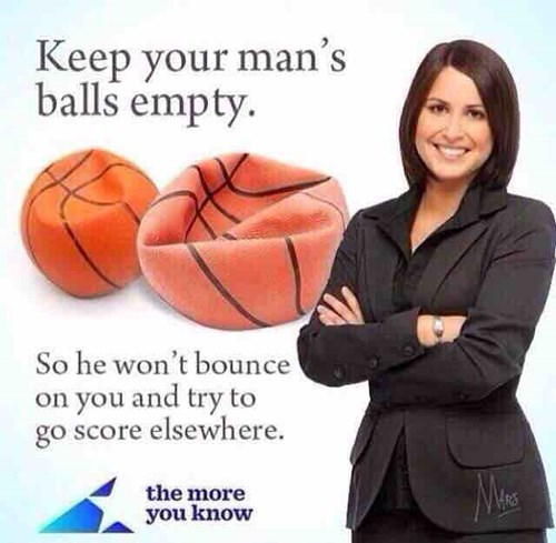 Balls to dating bounce
