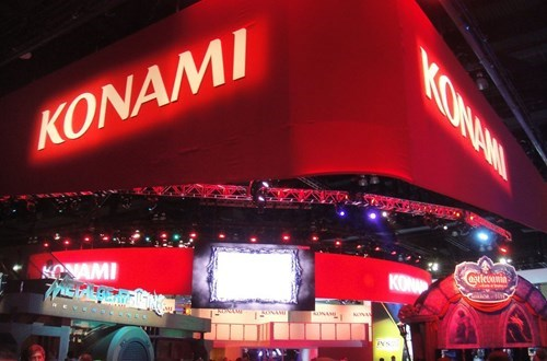 Konami is turning into a crazy Orwellian place to work.