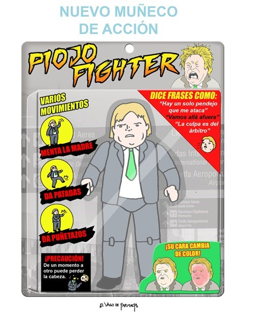 piojo fighter