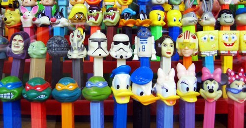 Pez candy will finally get a movie based on it.