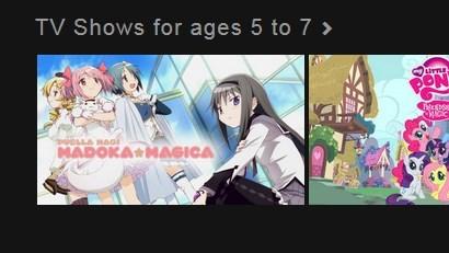 Puella Magi Madoka Magica anime - 8546036480