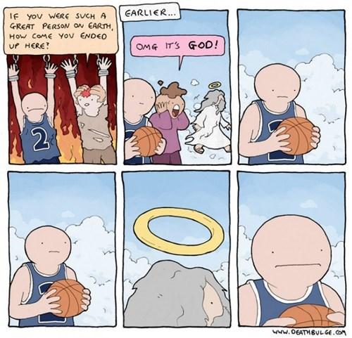 OMG It's God!