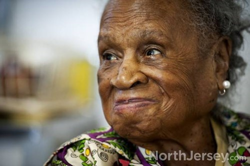 Woman credits beer and whiskey to her 110 years on Earth.