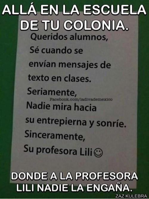 textos en clase