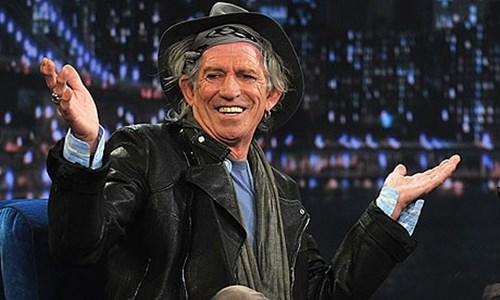 Keith Richards hates Sgt. Pepper's Lonely Hearts Club Band.