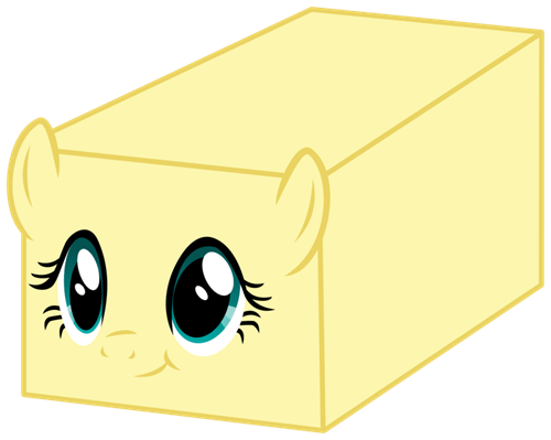butter puns fluttershy - 8547105024