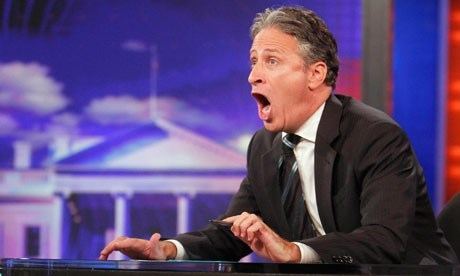Send Off of the Day: Jon Stewart Will Host His Last Daily Show Tonight