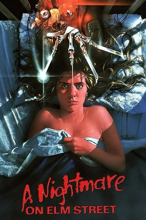 Now Nightmare on Elm Street is getting remade.