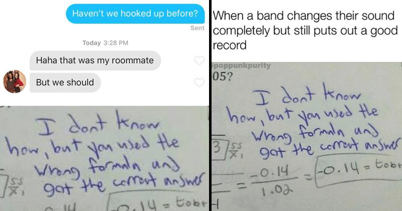 You used the wrong formula memes, dank memes, funny memes, dating memes.