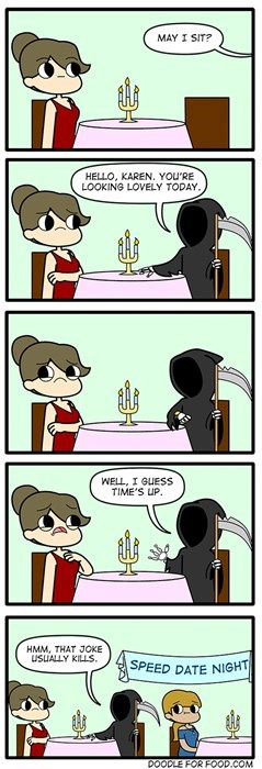 funny-web-comics-on-a-date-with-death