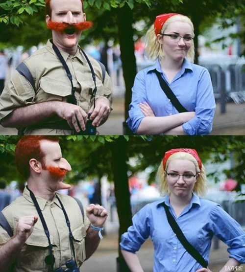 cartoon memes thornberrys cosplay