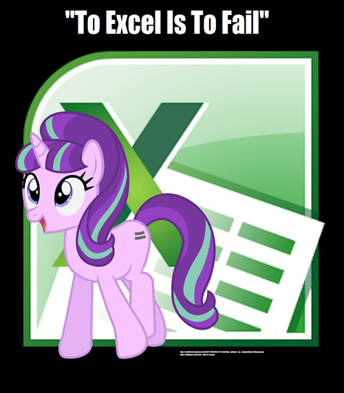 starlight glimmer,equalists,excel