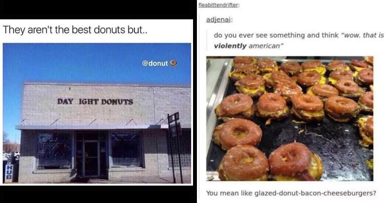 breakfast donuts national donut memes funny memes sugar donut memes dessert - 8548613