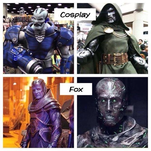 cosplay fox