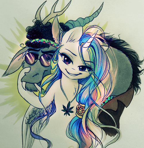 too cool discord princess celestia - 8549154816