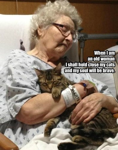 Please Let This Be Me in 40 Years ...