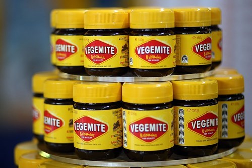 Vegemite might be limited so people don't make alcohol out of it.