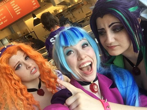 Taco Tuesday,cosplay,brony,dazzlings