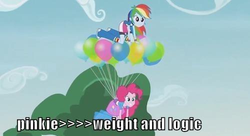 pinkie pie Gravity logic - 8549733376