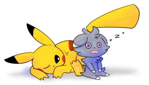 pokemon memes pikachu espurr fan art