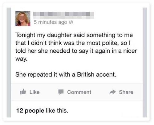 Fook Off, Mum!