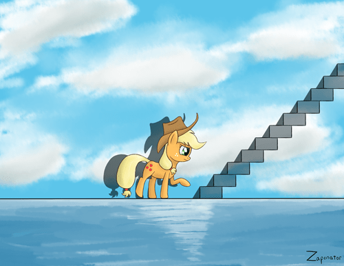 my-little-brony-applejack-truman-show-art