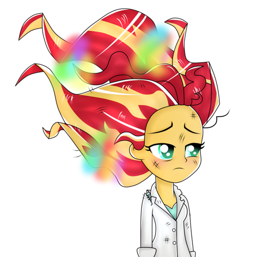 my-little-brony-sunset-shimmer-magic-science-art