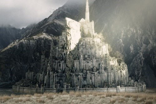 Architects launch an Indiegogo campaign to build a full minas tirith from Lord of the Rings.