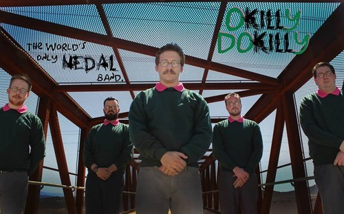 Okilly Dokilly is a metal band based entirely off of Ned Flanders