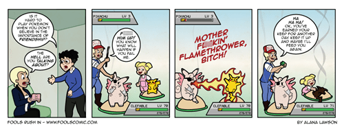 Pokémon maxine bishop web comics - 8551439104