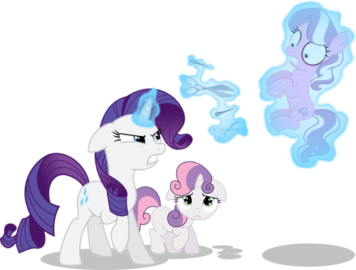 diamond tiara Sweetie Belle rarity - 8551776512