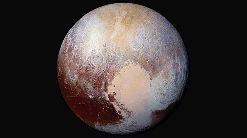 Pluto's flyby gets a stunning video to go with it.