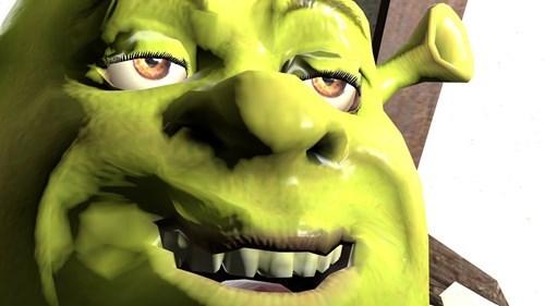 Shrek 2 Deleted Scene John Cena