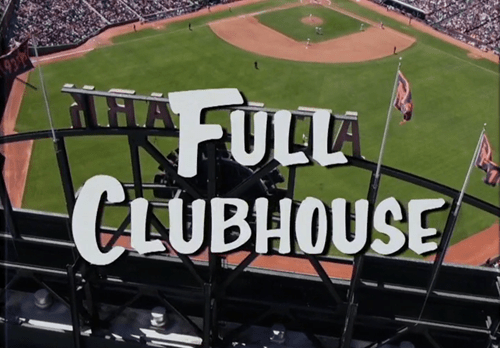 The San Francisco Giants remake the Full House title sequence