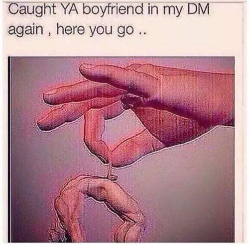 More Like He Was Barely Registering in Your DMs