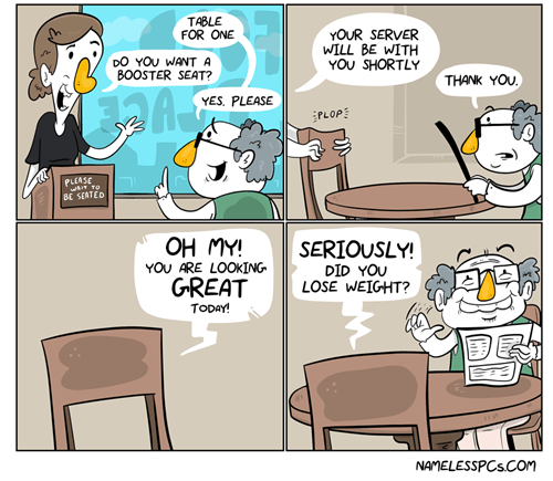 funny-web-comics-eating-alone